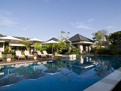 Отель Sanur Royal Beach Villa 4* Санур (о. Бали) Индонезия