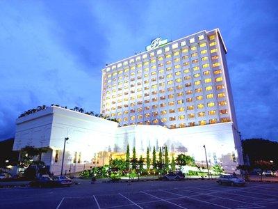 Отель Bayview Hotel Langkawi 4* о. Лангкави Малайзия