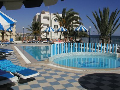 Отель Dreams Beach 3* Сусс Тунис