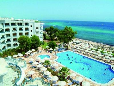 Отель Riu Park El Kebir Hotel 4* Хаммамет Тунис