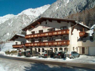 Отель Appartement Rechenau 3* Зельден Австрия