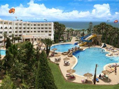 Отель Marhaba Royal Salem 4* Сусс Тунис
