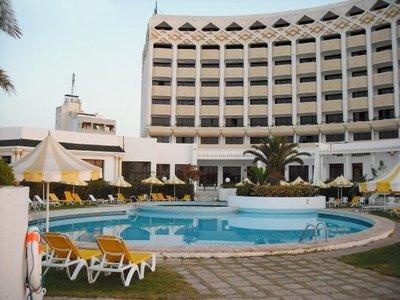 Отель Nahrawess Boujaafar 4* Сусс Тунис
