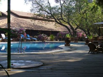 Отель Bagan Hotel 3* Баган Мьянма