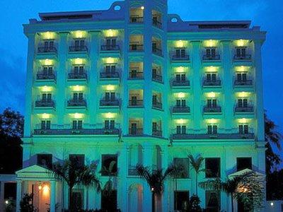 Отель Espace Avenir 3* Янгон Мьянма