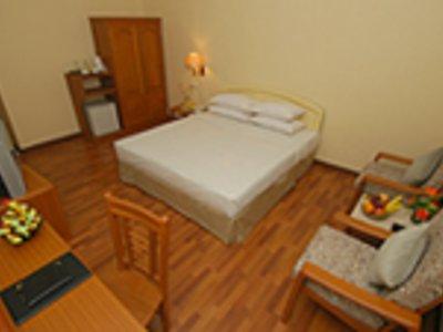 Отель Grand Palace Hotel 4* Янгон Мьянма