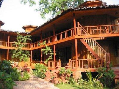 Отель Hotel Kaday Aung 2* Баган Мьянма