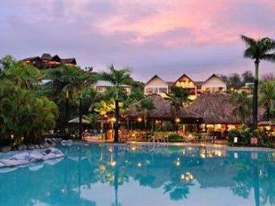Отель Outrigger on the Lagoon Fiji 5* Коралловое побережье Фиджи