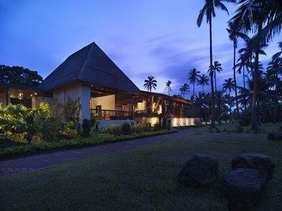 Отель Shangri-La's Fijian Resort & Spa 4* Коралловое побережье Фиджи