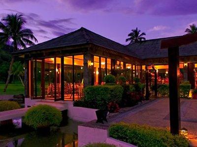 Отель The Naviti Resort 5* Коралловое побережье Фиджи
