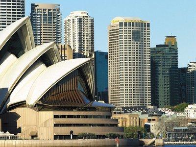 Отель Shangri-La Hotel Sydney 5* Сидней Австралия