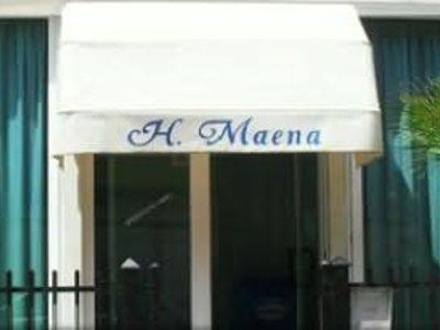 Отель Maena 2* Римини Италия