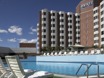 Отель Hyatt Regency Perth 5* Перт Австралия