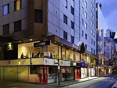 Отель Mercure Welcome Melbourne 3* Мельбурн Австралия