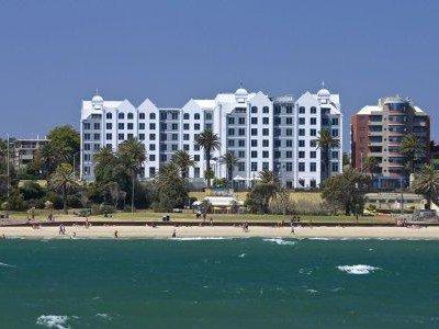 Отель Novotel Melbourne St Kilda 4* Мельбурн Австралия