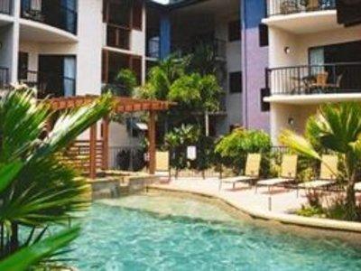 Отель Bay Villas Resort 3* Большой барьерный риф Австралия