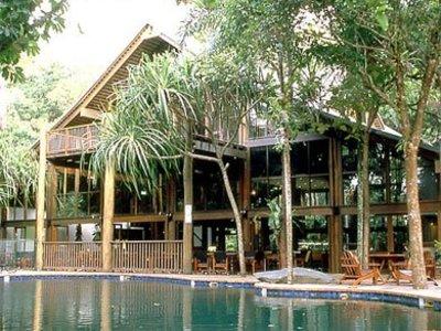 Отель Cape Tribulation Resort & Spa 4* Большой барьерный риф Австралия