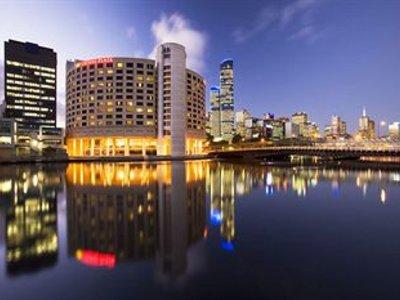 Отель Crowne Plaza Melbourne 4* Мельбурн Австралия