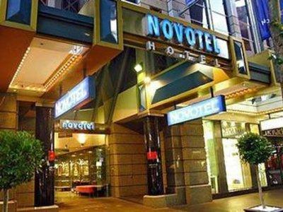 Отель Novotel Melbourne on Collins 4* Мельбурн Австралия