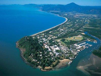 Отель Coconut Grove Port Douglas 5* Большой барьерный риф Австралия