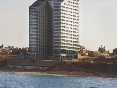 Отель Orchid Okeanos Boutique Hotel 4* Герцлия Израиль