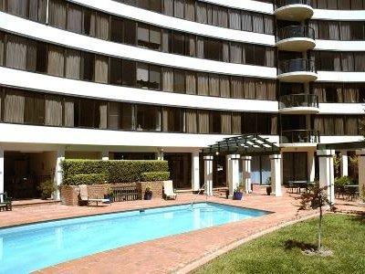 Отель BreakFree Capital Tower 4* Канберра Австралия