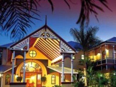 Отель Cairns Colonial Club Resort 3* Большой барьерный риф Австралия