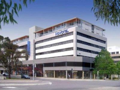 Отель Novotel Canberra 4* Канберра Австралия