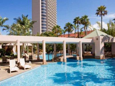 Отель Crowne Plaza Surfers Paradise 4* Золотой Берег Австралия