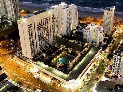 Отель Holiday Inn Surfers Paradise 4* Золотой Берег Австралия