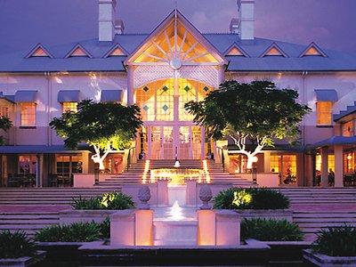 Отель Hyatt Regency Sanctuary Cove 5* Золотой Берег Австралия
