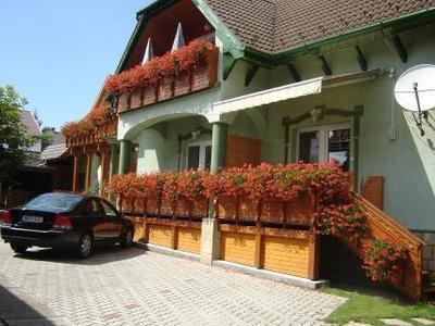 Отель Andrea Villa 3* Хевиз Венгрия