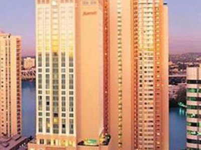 Отель Brisbane Marriott Hotel 4* Брисбен Австралия