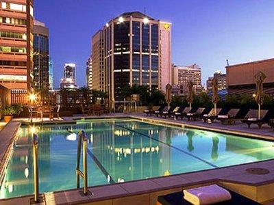Отель Mercure Hotel Brisbane 4* Брисбен Австралия