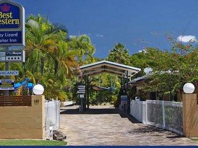 Отель Best Western Lazy Lizard Motor Inn 3* Большой барьерный риф Австралия