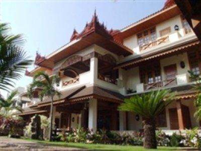 Отель Hotel by the Red Canal 3* Мандалай Мьянма