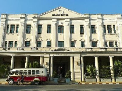 Отель The Strand Yangon 5* Янгон Мьянма