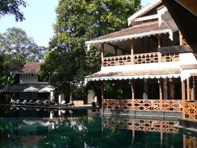 Отель Governor's Residence 4* Янгон Мьянма