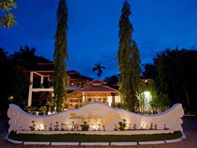 Отель Thazin Garden Hotel 3* Баган Мьянма