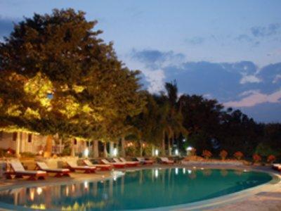 Отель Bagan Thande Hotel 3* Баган Мьянма