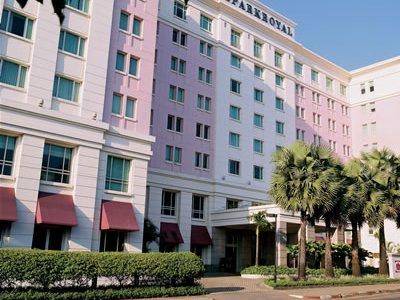Отель Parkroyal Yangon 5* Янгон Мьянма