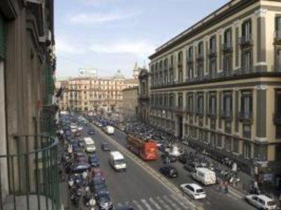Отель Hotel Napolit'amo 4* Неаполь Италия