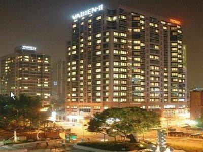 Отель Vabien Suites II Residence 3* Сеул Южная Корея