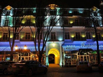 Отель Фраполли 4* Одесса Украина