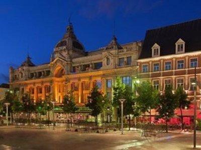Отель Hilton Antwerp 4* Антверпен Бельгия
