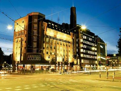 Отель NH Amsterdam Centre 4* Амстердам Нидерланды