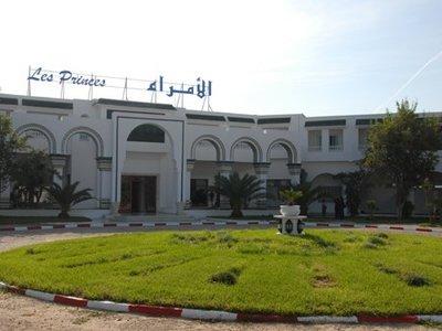 Отель Les Princes Hotel 3* Махдия Тунис