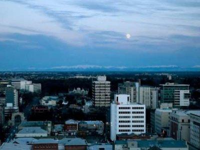 Отель Hotel Grand Chancellor Christchurch 4* Крайстчерч Новая Зеландия