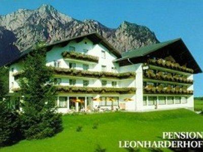 Отель Pension Leonharderhof 4* Зальцбург Австрия