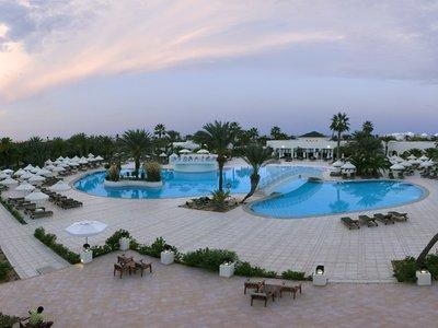 Отель Yadis Djerba Golf Thalasso & Spa 5* о. Джерба Тунис